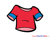 Red T-shirt Images download free Cliparts