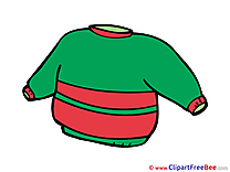Sweater free Cliparts for download