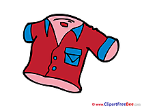 T-shirt Clipart free Illustrations