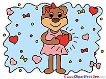 Bear Girl Pics Love free Image