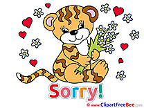 Tigre Sorry free Images download