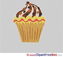 Pancake Patterns Cross Stitch for free