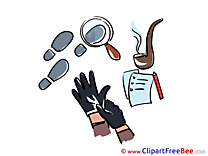 Clues Loupe Gloves Images download free Cliparts