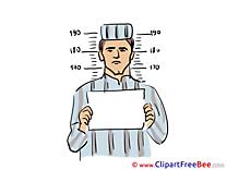 Prisoner Man Pics free Illustration
