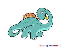 Dinosaur free Illustration download