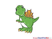 Dinosaur Pics printable Cliparts