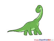 Diplodocus download printable Illustrations