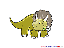 Tricaratops Pics download Illustration