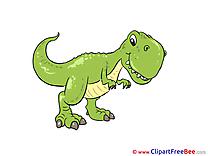 Tyrannosaurus Clip Art download for free