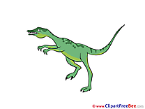 Velociraptor download Clip Art for free