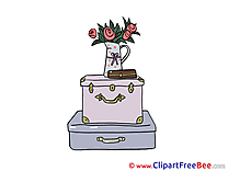 Chest Roses download Clip Art for free
