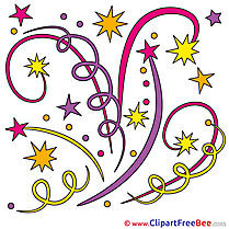 Fireworks Clipart free Illustrations