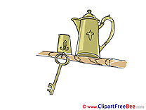 Key Kettle free printable Cliparts and Images