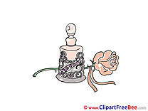 Perfume Clipart free Illustrations