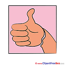 Thumb up free Cliparts for download