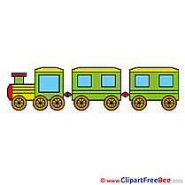 Train download printable Illustrations