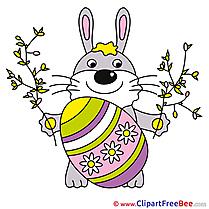 Willow Egg free Illustration Easter