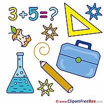 Supplies download Clipart School Cliparts