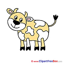 Heifer free Cliparts for download