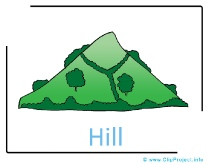 Hill Clipart Image free - Farm Cliparts free