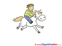 Rider Horse Images download free Cliparts