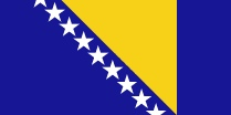 Bosnia and Herzegovina flag image free