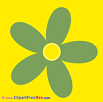 Cliparts Flowers for free