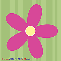 Flowers Clip Art for free