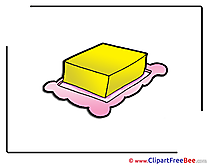 Butter free Cliparts for download