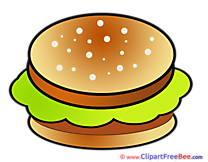 Chickenburger Pics download Illustration