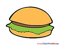 Hamburger free Cliparts for download