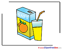 Orange Juice Clip Art download for free