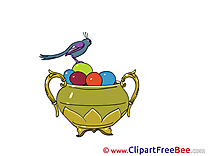 Pot with Eggs Pics free Illustration