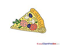 Slice of Pizza free Illustration download