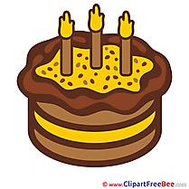 Tart Cake free Illustration Birthday