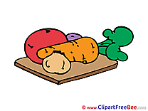 Vegetables printable Images for download
