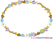 Objects Clipart Frames Illustrations