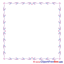 Pink download Clipart Frames Cliparts