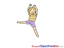 Gymnastics Pics Vacation free Cliparts