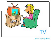 TV Clipart Image free - Free Time Clipart Images free