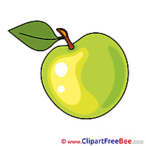 Green Apple download Clip Art for free