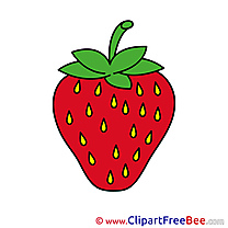 Strawberry Clipart free Illustrations