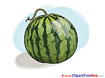 Watermelon free printable Cliparts and Images