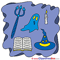 Book Ghost Hat Halloween free Images download