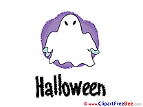 Phantom Halloween Illustrations for free