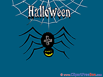 Spider Web Clip Art download Halloween
