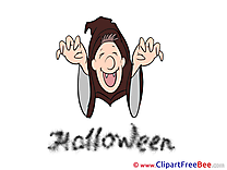 Vampire Man Halloween free Images download