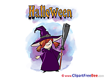 Witch Broom Clip Art download Halloween