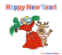 Bag of Presents Pics New Year free Image