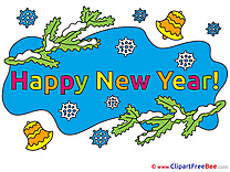 Bells New Year download Illustration